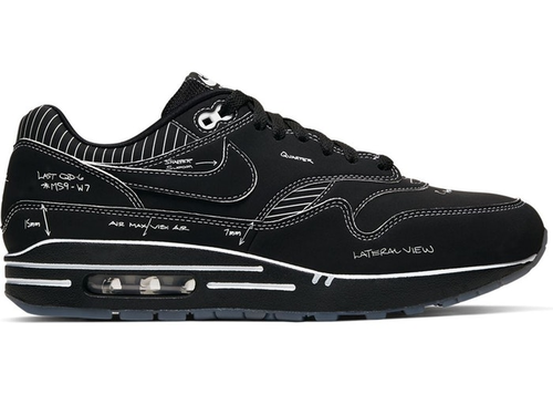 Nike Air Max 1 Sketch To Shelf 'Schematic' | Now Available